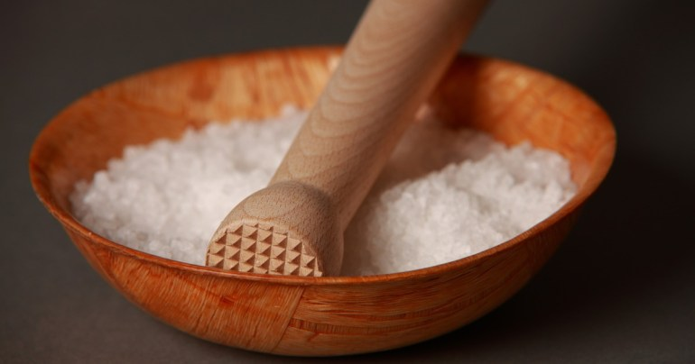 Salt for Brine