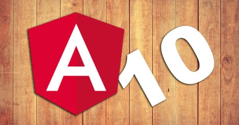 Angular 10.0 Release