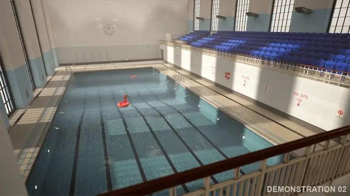 Modular Swimming Pool Megapack