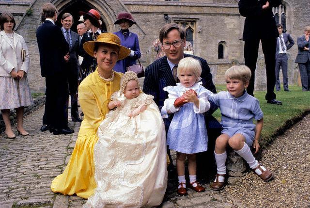 Lady Davina Windsor *1977 -Photo Album