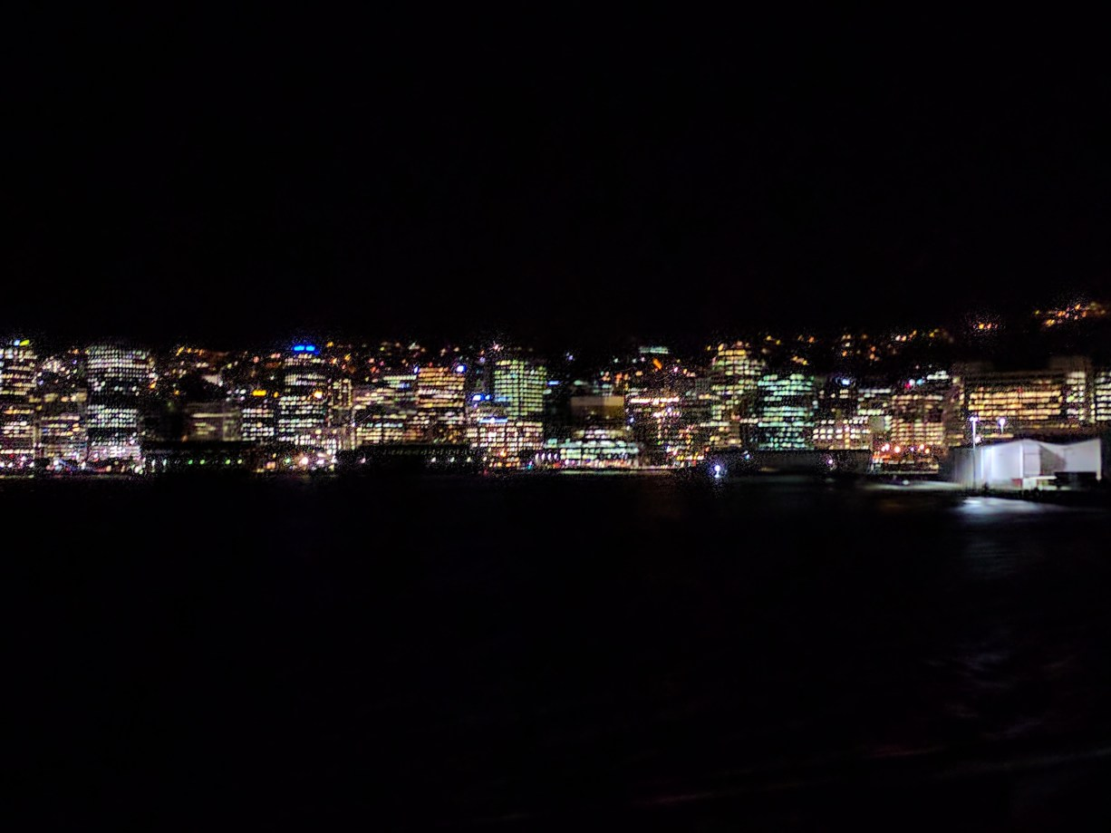 Wellington the port city of the north island:Photo Credit: Hayley Burrell