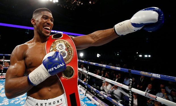 Anthony Joshua (IBF)