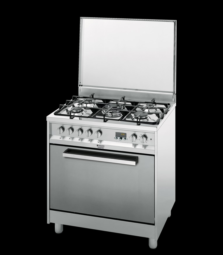 Cucina 80 60 Hotpoint Ariston Cp87sea Has Forno Ventilato