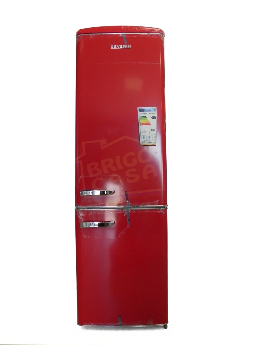 Frigo Smeg Anni 50 Piccolo frigorifero combinato 244 litri, frigo + congelatore 3