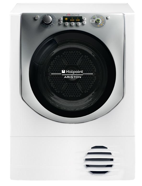 Asciugatrice aqualtis 8 kg a con pompa di calore aqc8 for Casa moderna immobiliare foligno