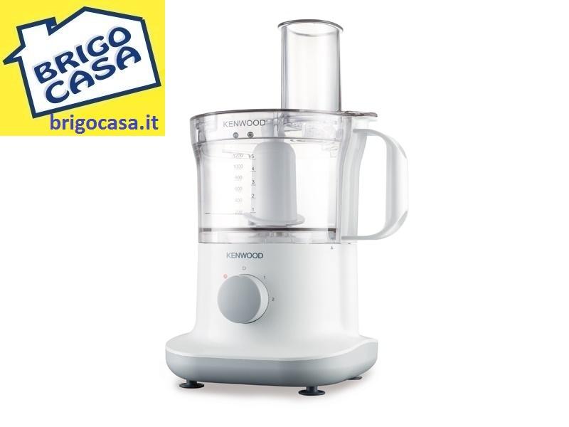 Robot da Cucina Multipro Compact FPP210 750 watt, 2.1 litri Food Processor  Kenwood – Foligno