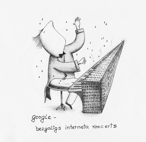 Google - bezgalgs interneta koncerts