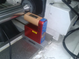 Roll Measurement - Z-axis