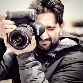 BRIJESH KAPOOR WITH CANON 1DX MARK 2 CAMERA AND 16-35 F2.8 L LENS
