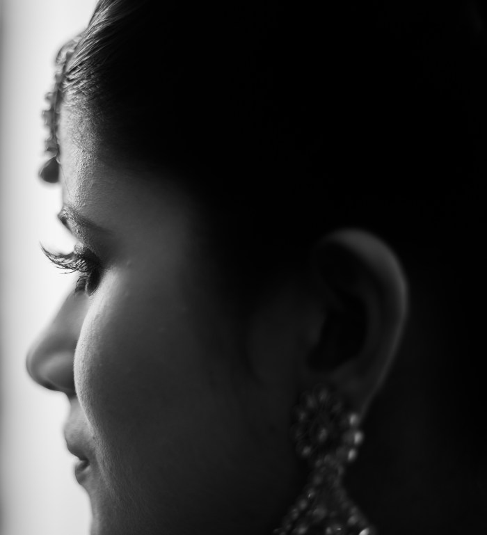 BLACK AND WHITE CANDID WEDDING PHOTOGRAPHY SHOT BY BRIJESH KAPOOR