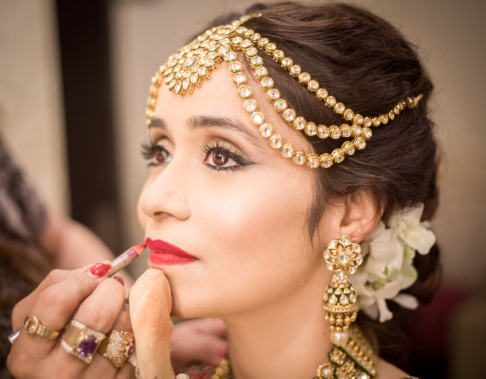 INDIAN BRIDE MAKEUP WEDDING PHOTOSHOOT BY BRIJESH KAPOOR
