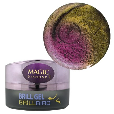 Magic Diamond Gel - Brillbird България