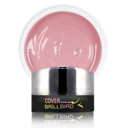 BOUNCY COVER BUILDER GEL LIGHT - гел за изграждане на нокти с натурален цвят и перфектна покривност - Brillbird България