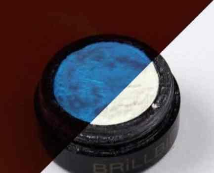 Phosphorescent pigment - sky blue - Brillbird България