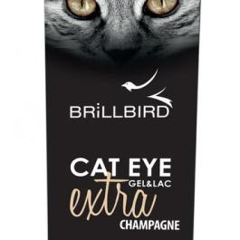 CAT EYE GEL&LAC EXTRA CHAMPAGNE