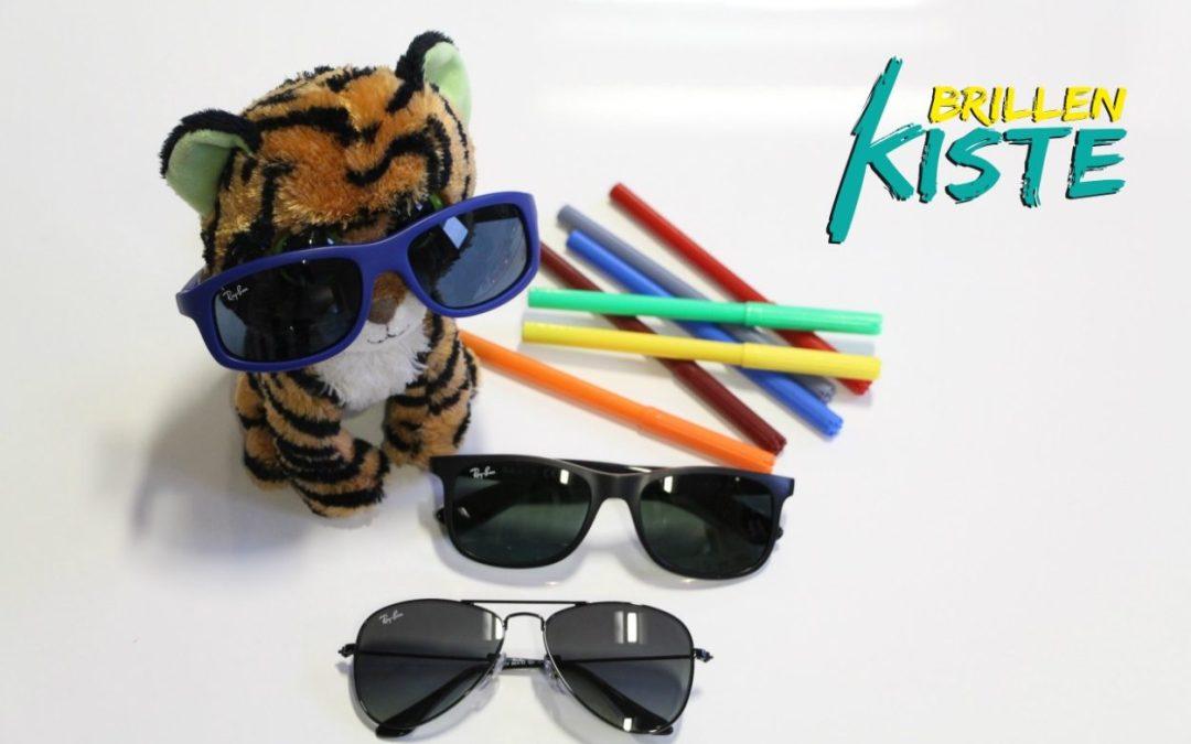 Cool und Farbenfroh- Das sind unsere Kinderbrillen