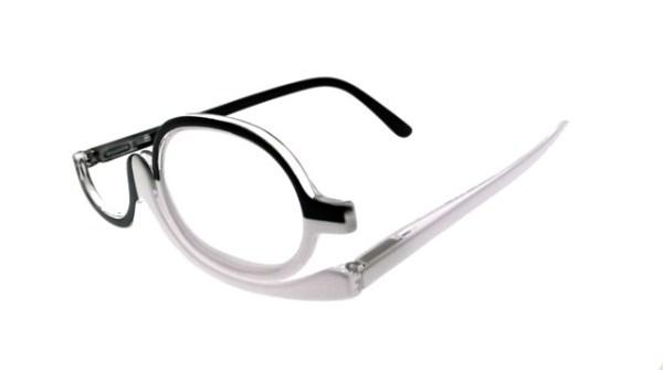 Make-up bril TA Hip 0952 zwart/wit
