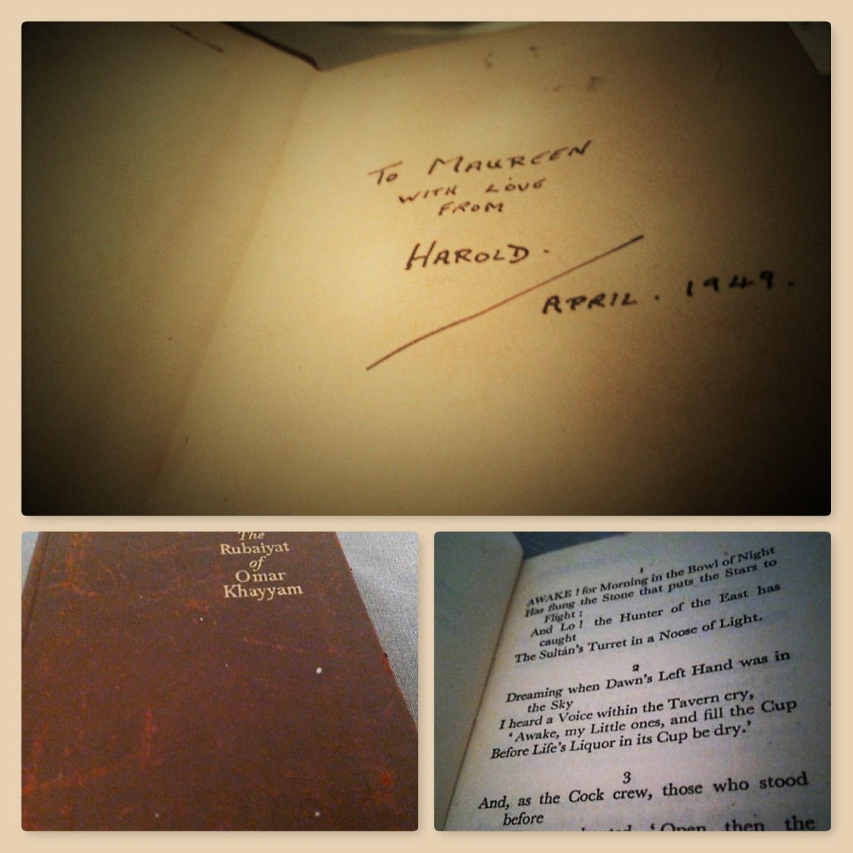 Discovering A Great Life Ethos: The Rubaiyat of Omar Khayyam