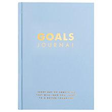 Kikki Goals Journal
