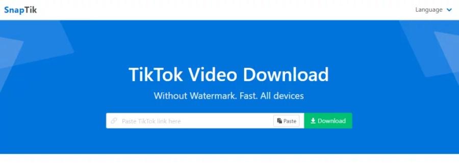 unduh aplikasi tiktok tanpa wataermark