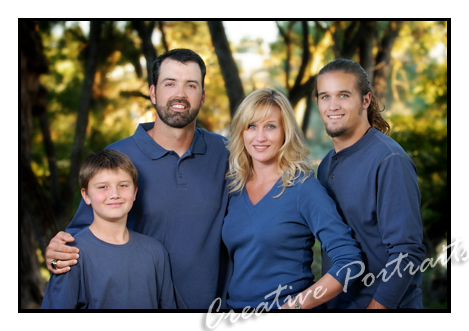 Outdoor FAmilyPictures