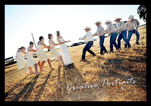country wedding creative ideas