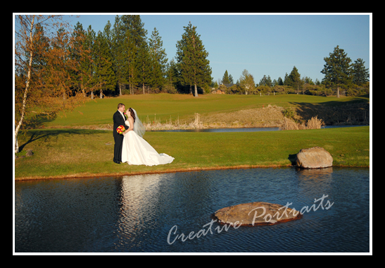 Mt Shasta Wedding