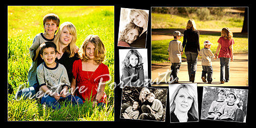 family-collage