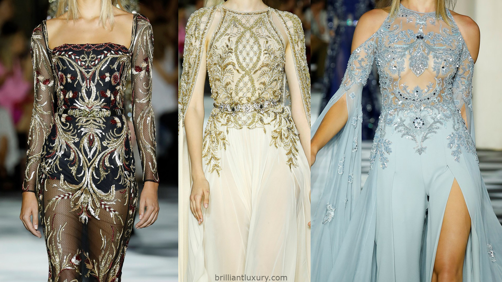 Zuhair Murad Couture Gowns