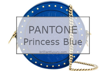 Pantone Fashion Color 2019 Princess Blue Bags