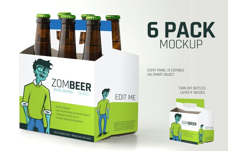 free bottle box templates