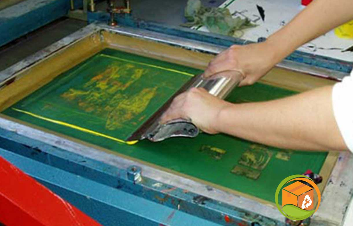 Screen Printing and Digital Printing Methods