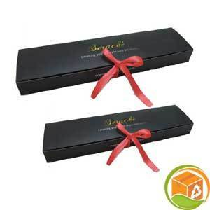 Brilliant - foldable hair extension boxes