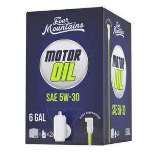 Motor Oil Packaging - Motor Oil Packaging