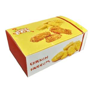 Custom Nugget Boxes - Custom Nugget Boxes