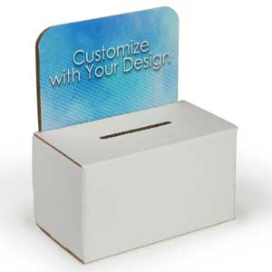 Business Card Collection Boxes - Business Card Collection Boxes
