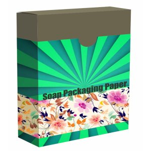 soap packaging bags