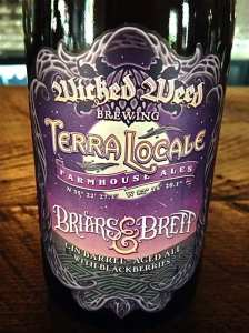 Wicked Weed Briars and Brett, Terra Locale series