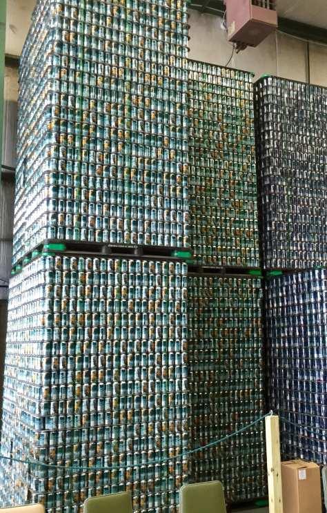 GVBC cans