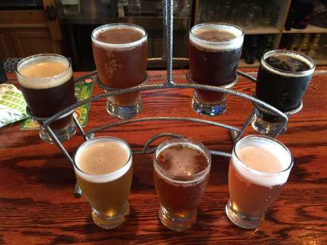 flights of Antietam beer
