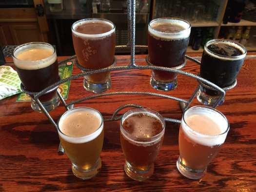 flights of Antietam beer