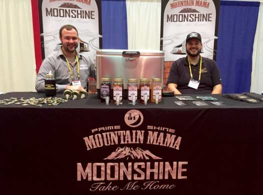 Mountain Mama Moonshine of Man, WV,