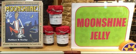 Leavitt Farm Moonshine Jelly
