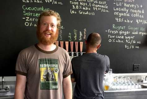 Little Fish taproom - Ohio Brew Week