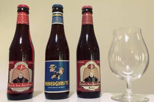Omer Vander Ghinste sour beers
