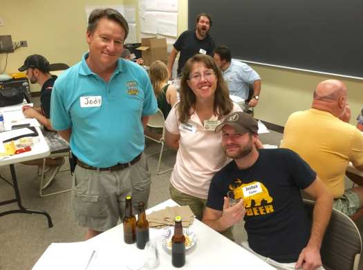 Ohio Brew Week homebrew competition