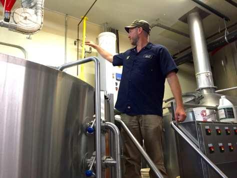 Ohio Brew Week - Jackie O's Brewery