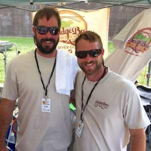 Nate and Adam Herrold of Bridge Brew Works