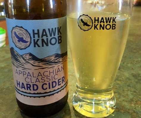 Hawk Knob cidery