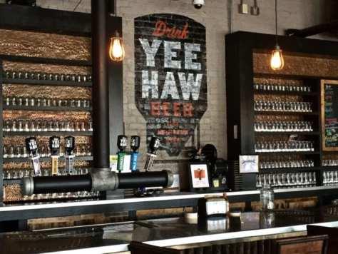 Yee Haw Brewing taproom